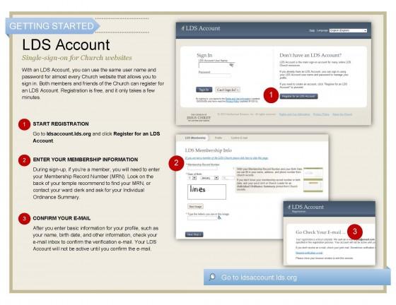 LDS Account