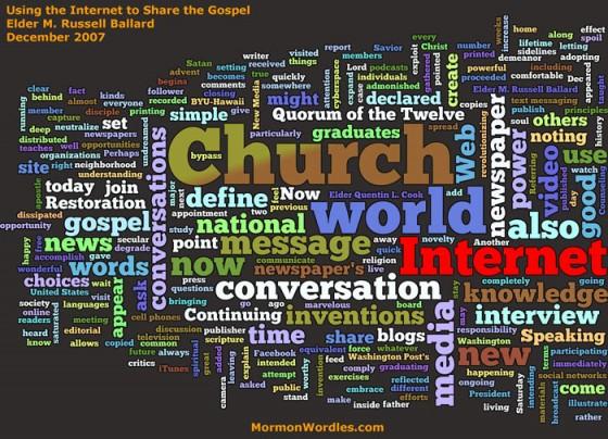 Ballard: Using Technology to Share the Gospel