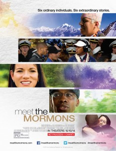 "New Movie ""Meet the Mormons"""