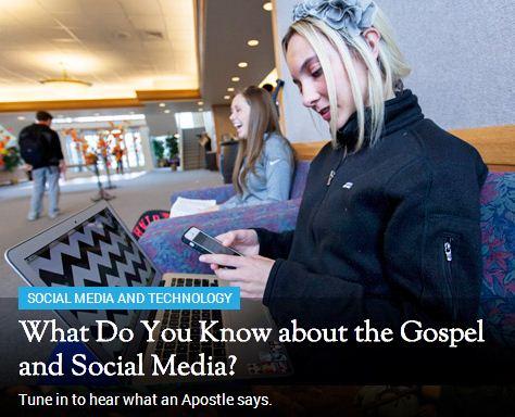 gospel-social-media
