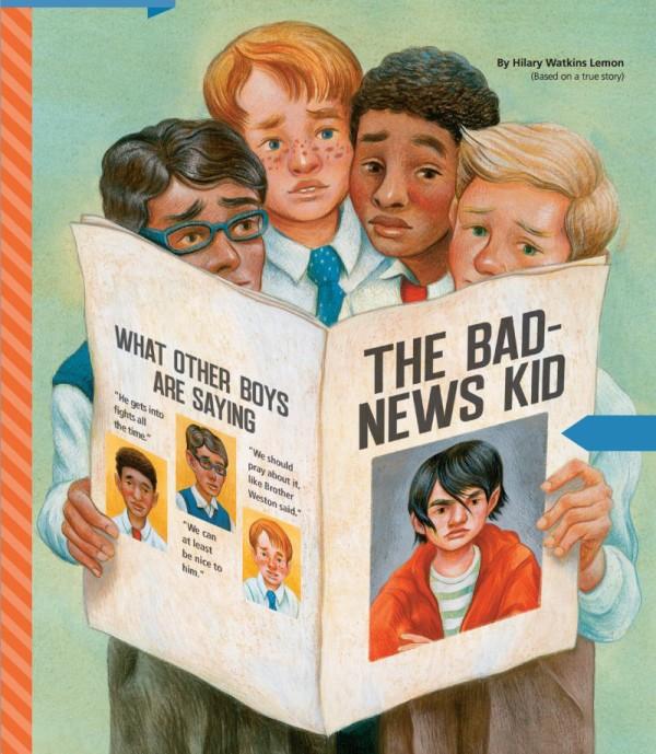 bad-news-kid