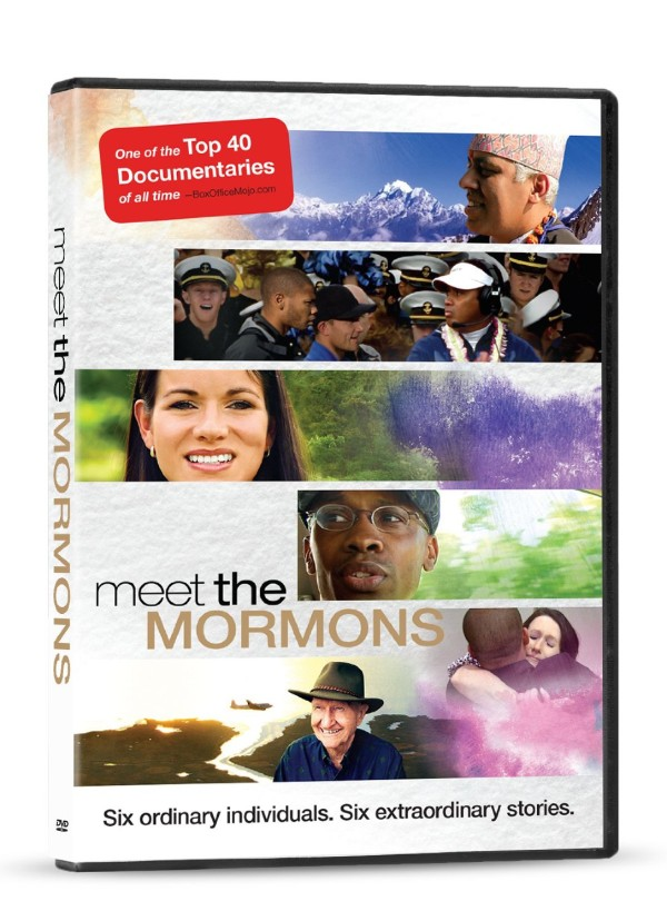 Meet the Mormons DVD & Blu-ray Available March 31