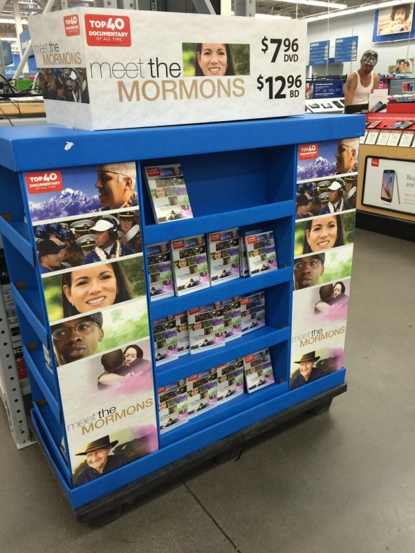 Meet The Mormons Movie Available in Stores on DVD & Blu-ray