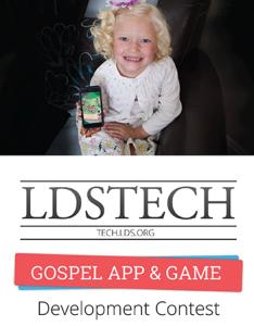 LDSTECH app contest