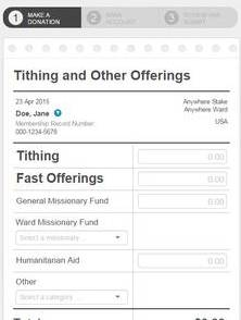 online-tithing