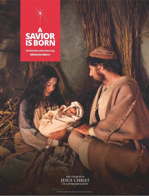 ASaviorIsBorn-LDS-Christmas-poster