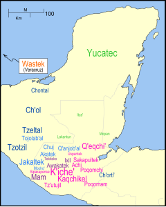 Mayan_Language_Map