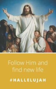 English Easter 2016 Pass-Along Card