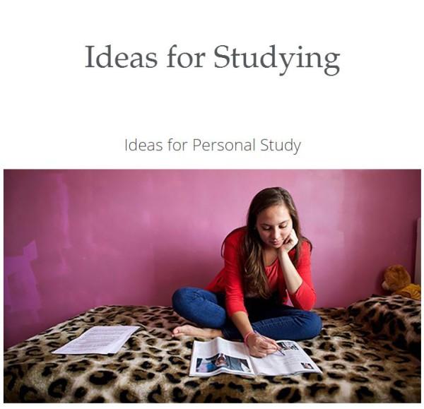 study-ldsconf