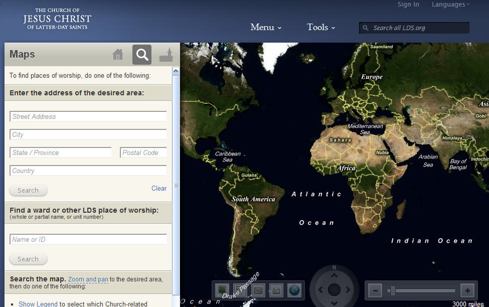 Lds Maps Now In 16 Languages Lds365 Resources From The Church