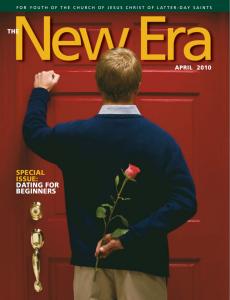 New dating magazine