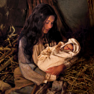 LDS Christmas Invitation: He is the