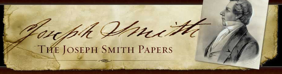 Joseph Smith Papers Web Site