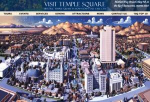 Visit Temple Square