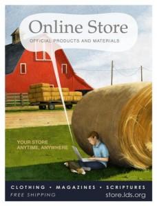 LDS Online Store Celebrates First Anniversary