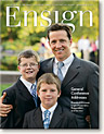 November Ensign Online with LDS General Conference Oct. 2010