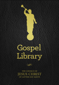 Updates to the LDS Gospel Library App for iOS