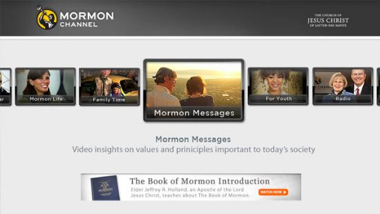 New Church Roku Channel Streams LDS Content to Your TV