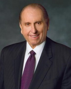 "President Monson Shares Thoughts on ""On Faith"" Blog"