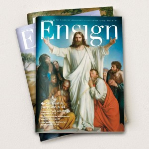 Share LDS Magazines