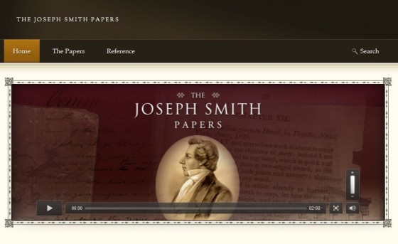 Joseph Smith Papers Website Updated