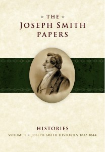 Joseph Smith Histories Book