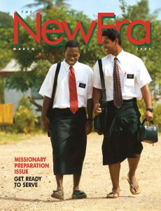 Special Magazine on Missionary Preparation