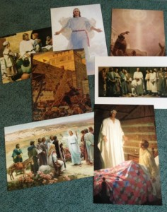 Gospel Pictures for the Home