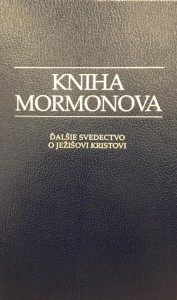 Book of Mormon Published in Slovak