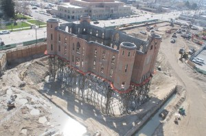 Provo LDS Temple Construction