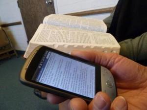 Church Materials: Print or Digital?