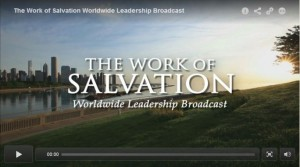 """""""Work of Salvation"""" Missionary Broadcast"""