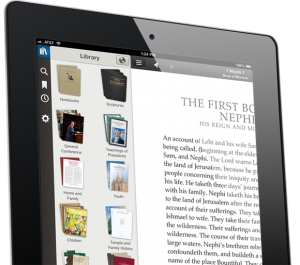 Gospel Library Mobile App