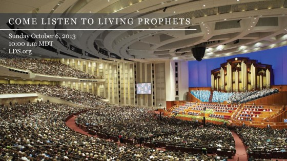 LDS General Conference Trivia