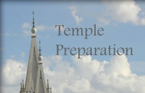 Preparing LDS Youth to Attend the Temple: More Resources