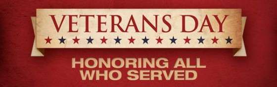 Thanks to Veterans Who Serve Their Country