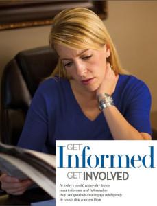 Get Informed, Get Involved