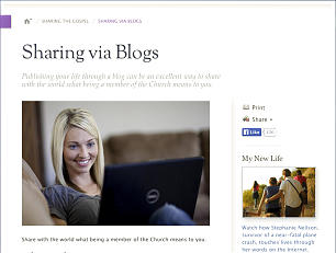 Create Your Own Gospel-Centered Blog