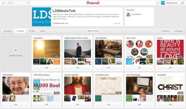 LDS365.com on Pinterest