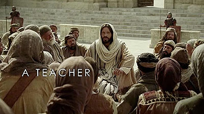 """Invite Others to Watch Easter Video """"Because of Him"""""""
