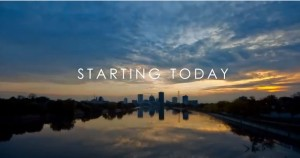 """""""Starting Today"""" Message Encourages Change"""