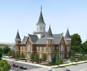 Time-lapse Video of Provo Temple Construction