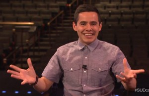Live Event with David Archuleta Successful with LDS Youth