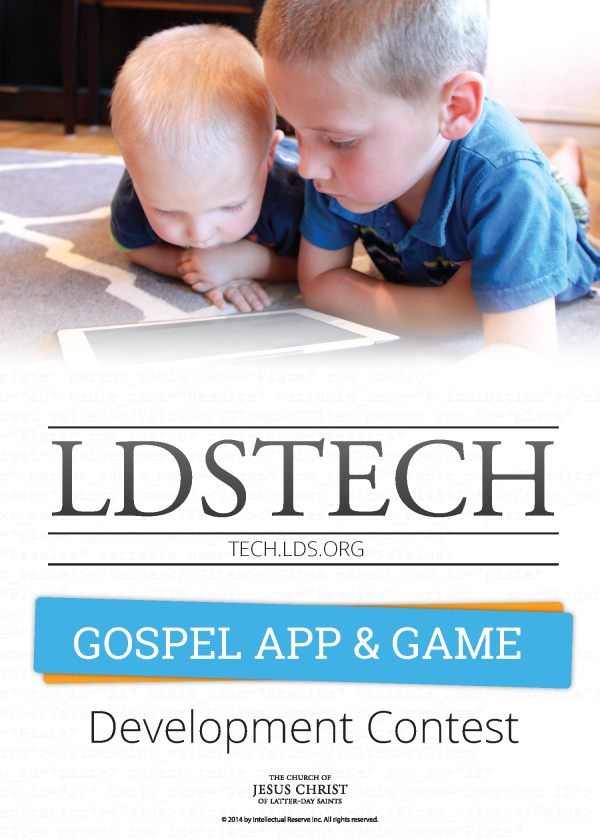 LDSTech Gospel Game & App Contest