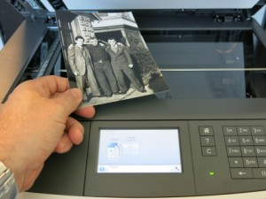 Scan Your Old Family Photos, Letters, Documents