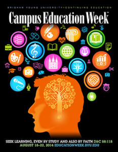 BYU Education Week Talks About Church Digital Resources