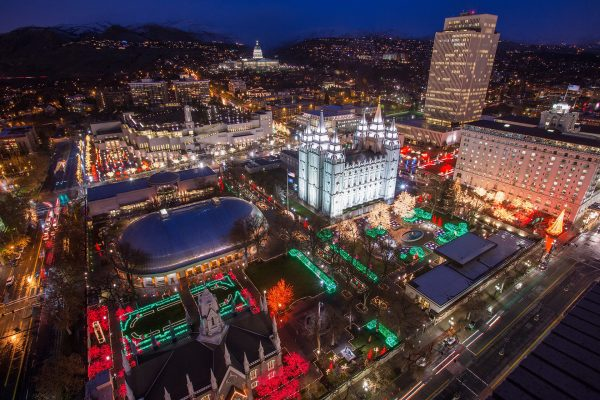 Christmas Events on Temple Square 2018