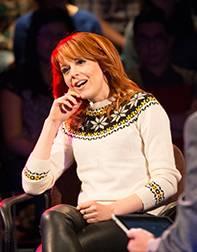 Lindsey Stirling Inspires Youth in Live Facebook Event
