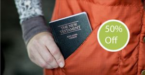 Christmas Gift Idea: Pocket-sized LDS Scriptures 50% Off