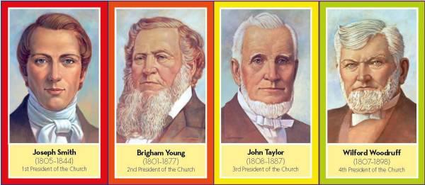 Prophet Cards for Children